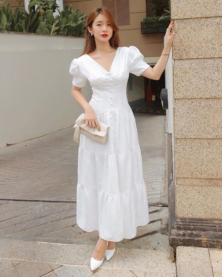 """Sunmi diện váy Zara rõ xinh nhưng các """"bánh bèo"""" có thể sắm váy na ná đẹp không kém với giá chỉ bằng một nửa - Ảnh 12."""