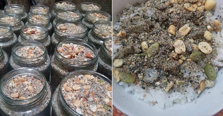 Không còn là món ăn nhà nghèo, muối vừng nâng cấp có giá bạc triệu vẫn hút khách - Ảnh 2.