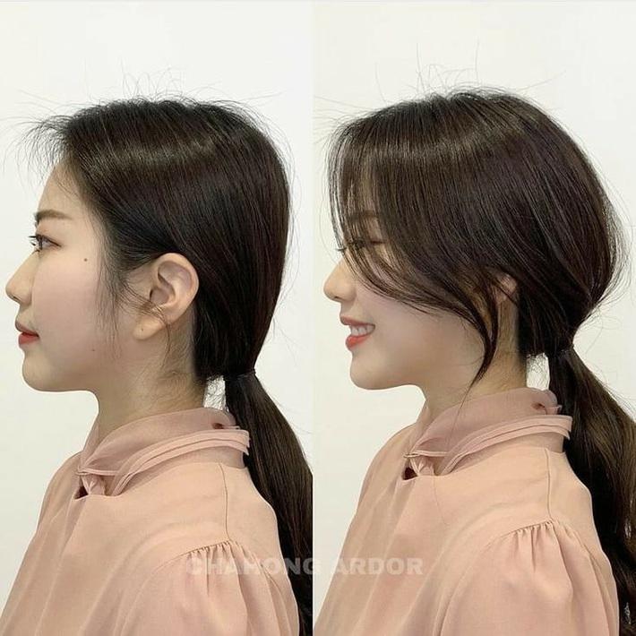 """Để kiểu tóc mái cong chữ S thì mặt nào cũng được """"nịnh"""", """"biến hình xinh lên trông thấy - Ảnh 4."""