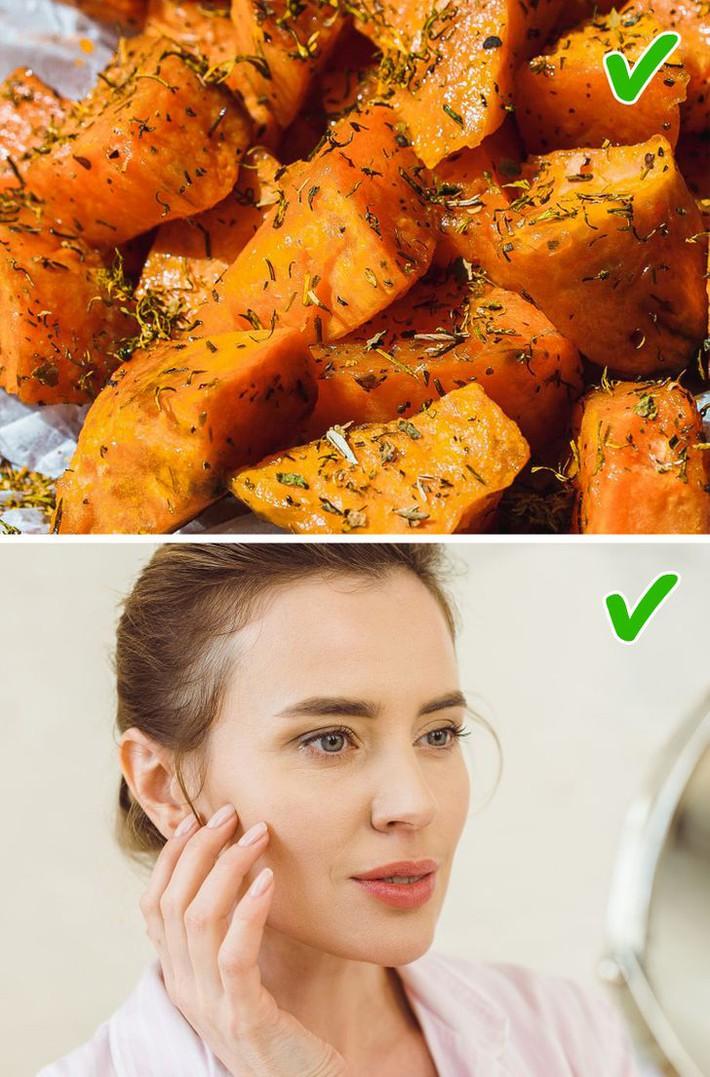 Ai đã từng bị mụn sẽ biết sẹo do mụn để lai xấu xí thế nào, thêm ngay 7 loại thực phẩm này vào bữa ăn để