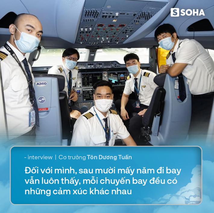 Cơ trưởng chuyến bay đưa 129 người nhiễm Covid-19 từ Guinea Xích Đạo về Việt Nam: Đó là mệnh lệnh từ trái tim - Ảnh 8.
