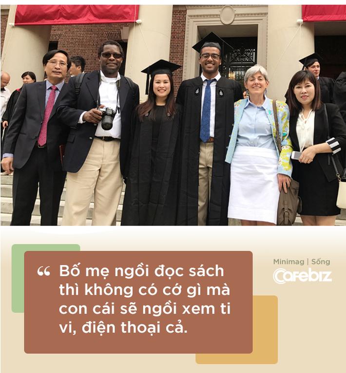 5 bí quyết dạy con của bà mẹ Hà Nội có 2 con gái đỗ Harvard: Sách vở làm nên con người!  - Ảnh 5.