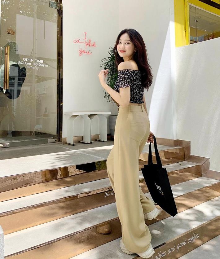 Item sắm mùa thu diện quanh năm chính là quần màu be: Đẹp mọi nơi mọi lúc, mix với áo gì cũng ok lah - Ảnh 3.