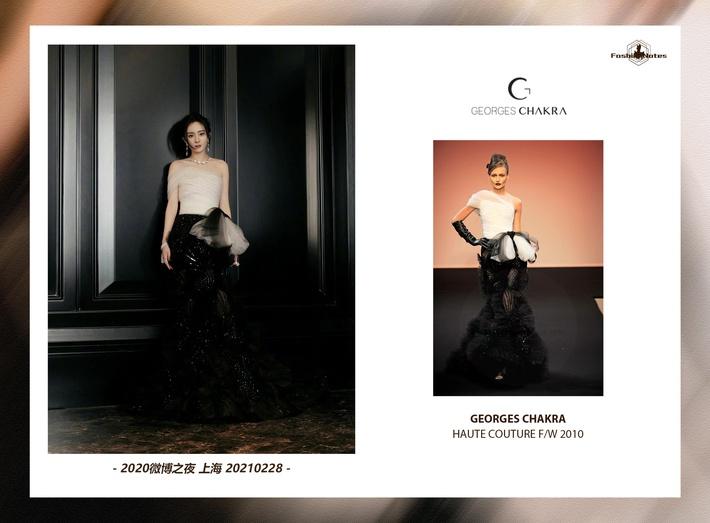 Biến căng: Stylist của Triệu Lệ Dĩnh bóng gió chuyện Dương Mịch diện đồ Haute Couture hàng fake, còn là đồ cổ 10 năm trước? - Ảnh 5.