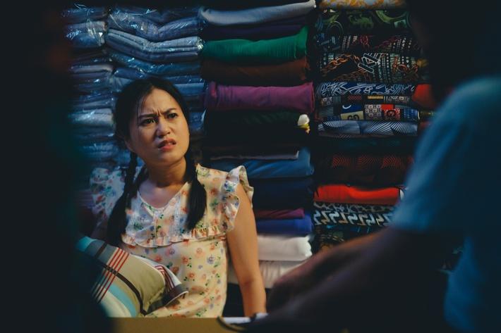 Lâm Vỹ Dạ làm bạn gái của Tiến Luật trong phim do Thu Trang sản xuất - Ảnh 6.