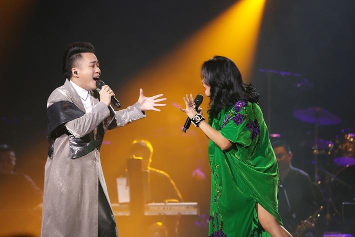 Thanh Lam lần đầu đứng chung sân khấu cùng con ruột và con riêng của bạn trai bác sĩ  - Ảnh 6.