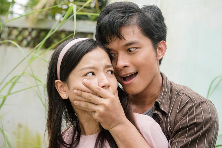 Bạch Công Khanh đóng vai ngu ngốc, hội ngộ Cao Minh Đạt - Lê Hạ Anh trong phim VTV - Ảnh 5.