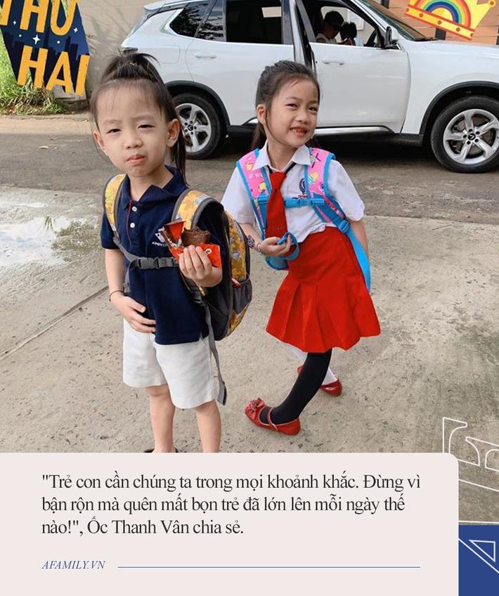 Con trai Ốc Thanh Vân đòi đi ăn xin ở Dubai, nhìn sang mái tóc của cậu bé, mọi người vừa cười vừa phục cách nuôi dạy con của nữ MC  - Ảnh 4.
