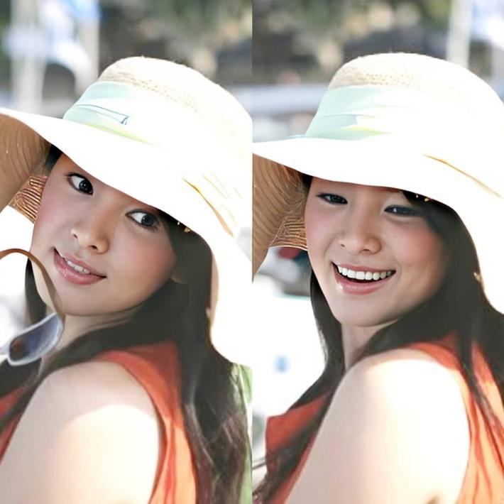 Nhan sắc của Song Hye Kyo xuất chúng đến nỗi chấp được cả những kiểu mũ sến và xuề xoà nhất! - Ảnh 6.