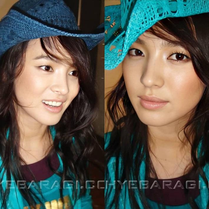 Nhan sắc của Song Hye Kyo xuất chúng đến nỗi chấp được cả những kiểu mũ sến và xuề xoà nhất! - Ảnh 7.