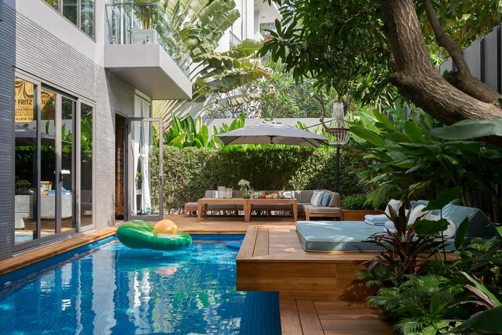 Thiết kế nhà celeb với giá trên trời, Quách Thái Công tự làm villa của mình hoành tráng cỡ nào? - Ảnh 8.