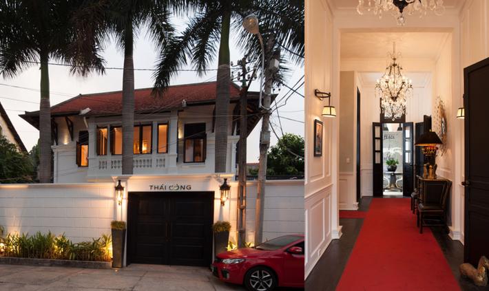 Thiết kế nhà celeb với giá trên trời, Quách Thái Công tự làm villa của mình hoành tráng cỡ nào? - Ảnh 1.