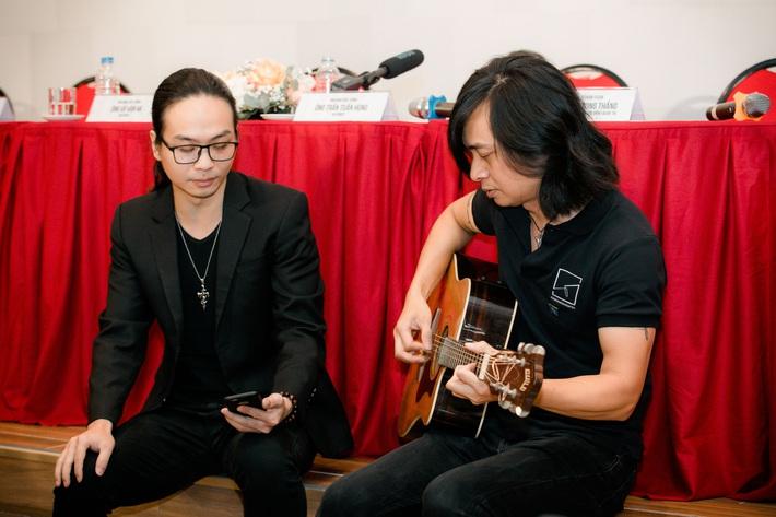 Sau hơn 2 thập kỷ, ban nhạc Bức Tường chính thức trở lại