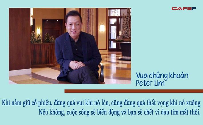 Vua chứng khoán Singapore: Nếu mất ngủ vì chứng khoán thì tốt nhất nên gửi tiền ở ngân hàng! - Ảnh 2.