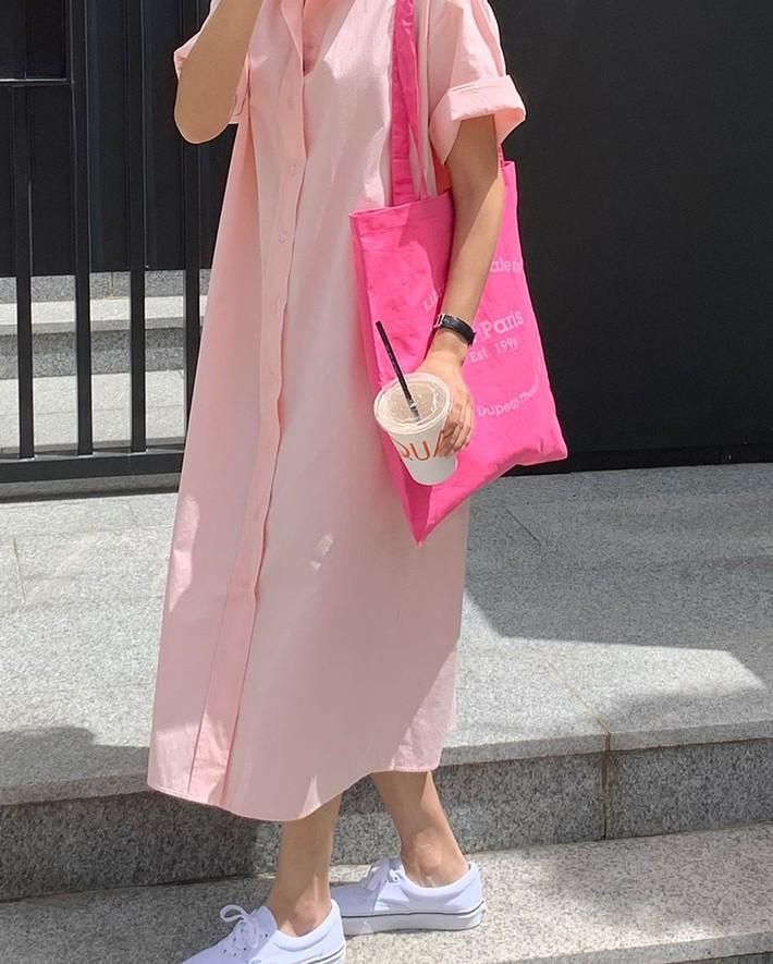 Lưu dần những gợi ý mặc đẹp từ gái Hàn để hết dịch không phải lo không có gì để mặc nữa - Ảnh 11.
