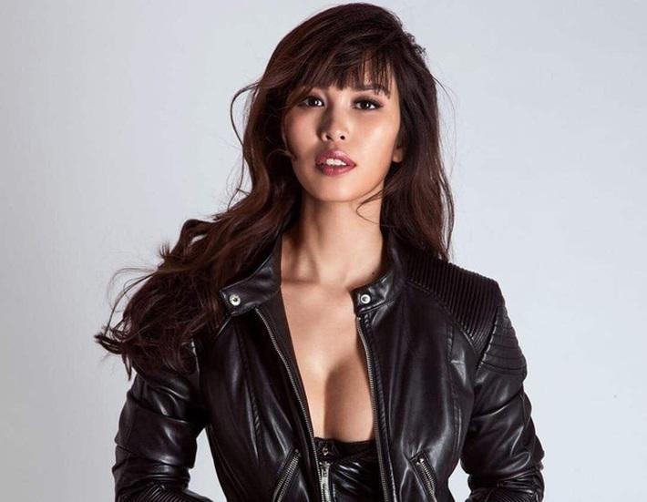 Siêu mẫu Hà Anh thi Hoa hậu