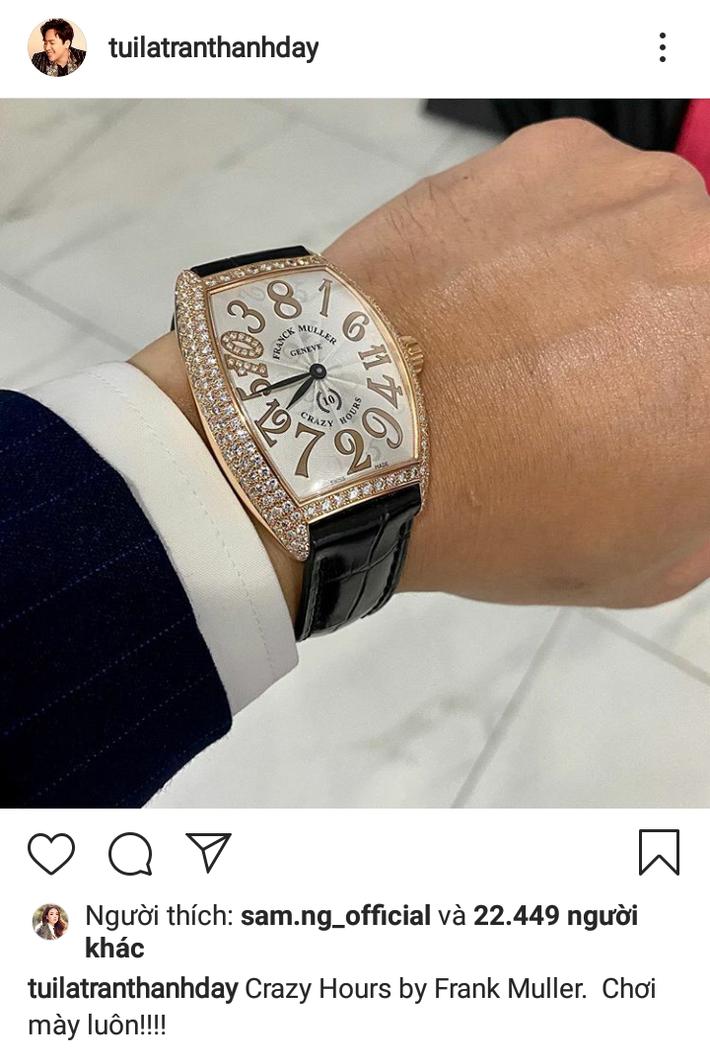 Choáng váng với độ giàu của Trấn Thành: Tậu nguyên chiếc đồng hồ gần 6 tỷ đồng, BST nước hoa hơn 300 chai đã là gì đâu  - Ảnh 12.