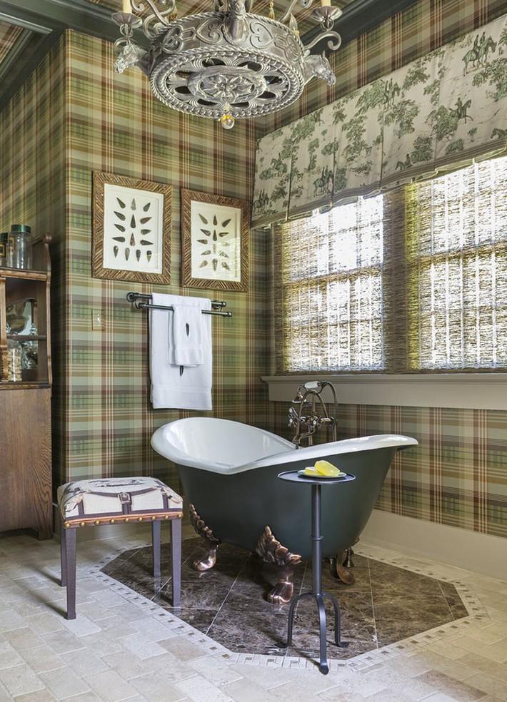 Bất kể lớn bé thế nào thì một căn phòng tắm với thiết kế bồn tắm luôn là tuyệt vời nhất - Ảnh 15.