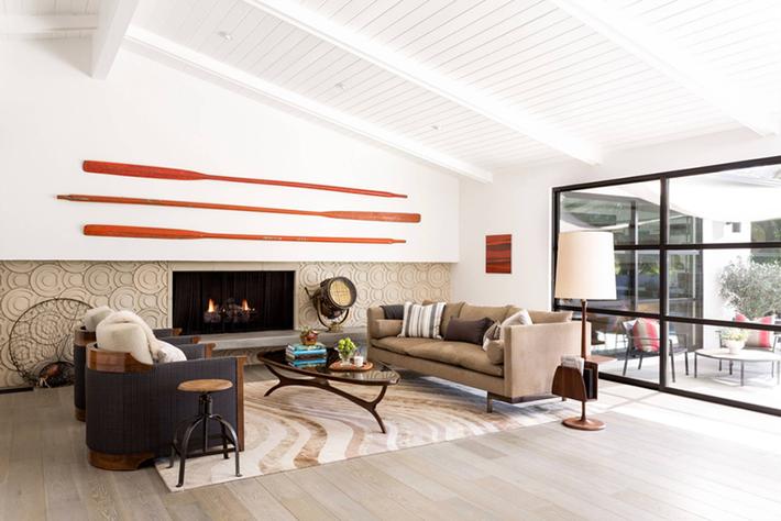 Bật mí lý do giúp cho chất liệu gỗ tự nhiên sáng màu được sử dụng đại trà ở mọi nhà - Ảnh 2.