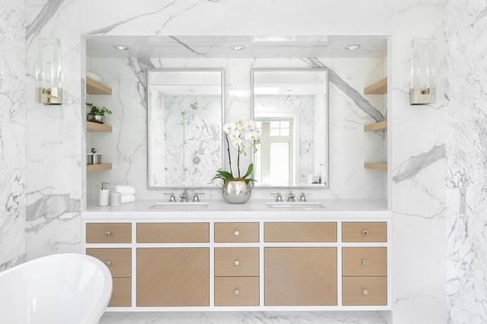 Bật mí lý do giúp cho chất liệu gỗ tự nhiên sáng màu được sử dụng đại trà ở mọi nhà - Ảnh 14.