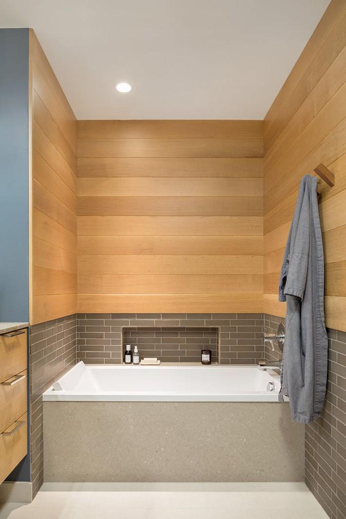 Bật mí lý do giúp cho chất liệu gỗ tự nhiên sáng màu được sử dụng đại trà ở mọi nhà - Ảnh 15.