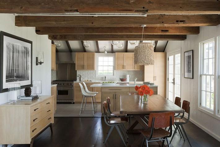 Bật mí lý do giúp cho chất liệu gỗ tự nhiên sáng màu được sử dụng đại trà ở mọi nhà - Ảnh 3.
