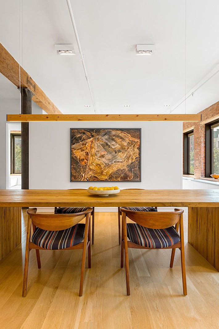 Bật mí lý do giúp cho chất liệu gỗ tự nhiên sáng màu được sử dụng đại trà ở mọi nhà - Ảnh 18.