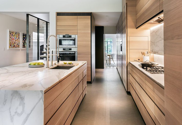 Bật mí lý do giúp cho chất liệu gỗ tự nhiên sáng màu được sử dụng đại trà ở mọi nhà - Ảnh 6.