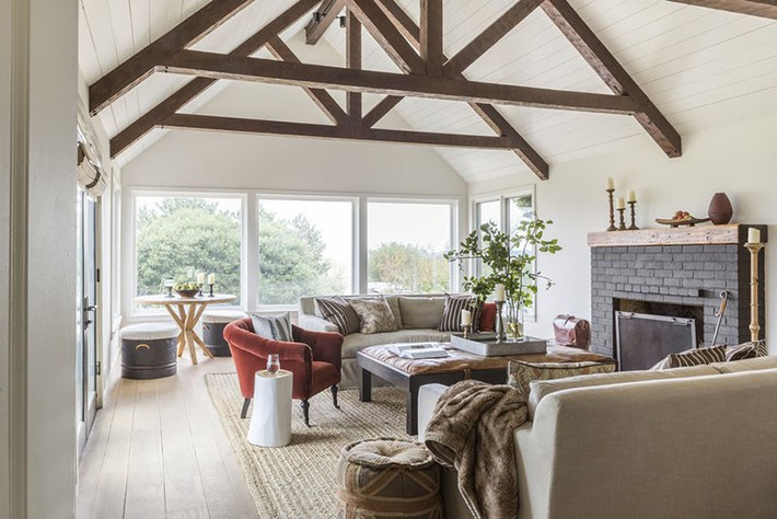 Bật mí lý do giúp cho chất liệu gỗ tự nhiên sáng màu được sử dụng đại trà ở mọi nhà - Ảnh 7.