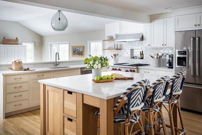 Bật mí lý do giúp cho chất liệu gỗ tự nhiên sáng màu được sử dụng đại trà ở mọi nhà - Ảnh 9.