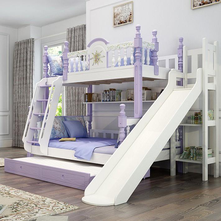 Diện tích nhà nhỏ mà đông con thì đây là thiết kế mà các ông bố, bà mẹ cần phải biết - Ảnh 1.