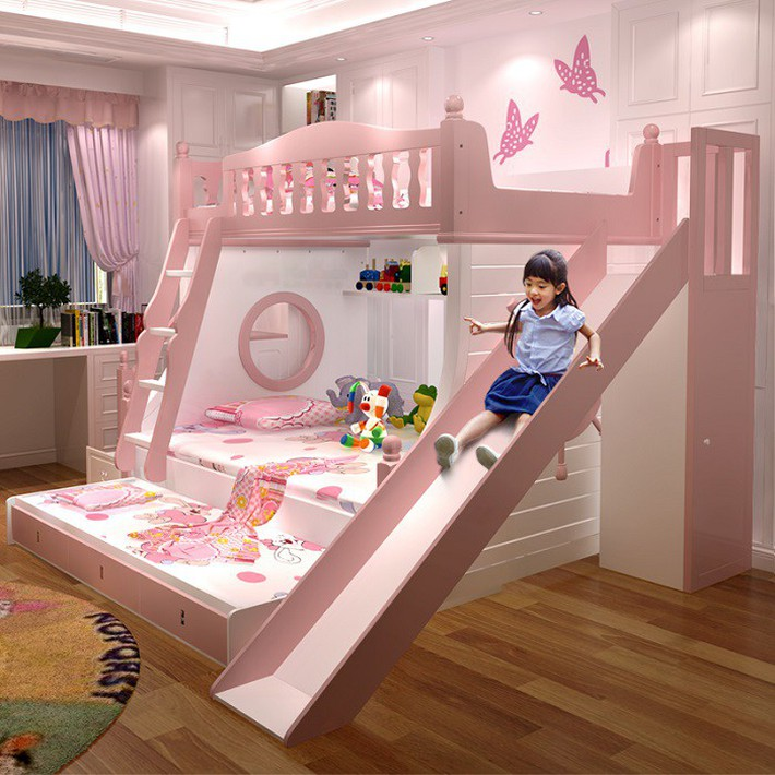 Diện tích nhà nhỏ mà đông con thì đây là thiết kế mà các ông bố, bà mẹ cần phải biết - Ảnh 2.