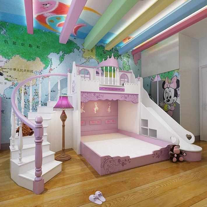 Diện tích nhà nhỏ mà đông con thì đây là thiết kế mà các ông bố, bà mẹ cần phải biết - Ảnh 3.