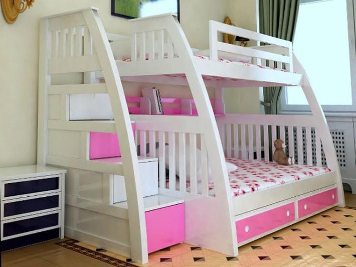 Diện tích nhà nhỏ mà đông con thì đây là thiết kế mà các ông bố, bà mẹ cần phải biết - Ảnh 5.