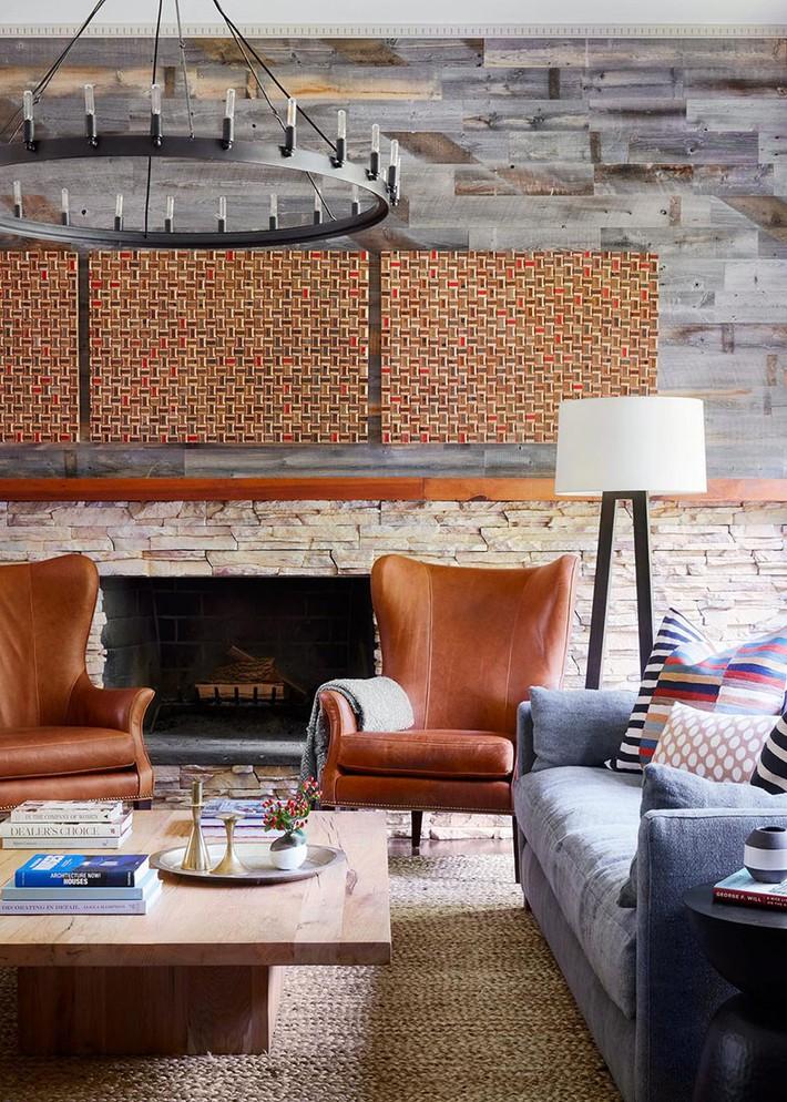 Những điều bạn nhất định phải biết khi xu hướng lựa chọn ghế sofa da đang quay trở lại - Ảnh 1.