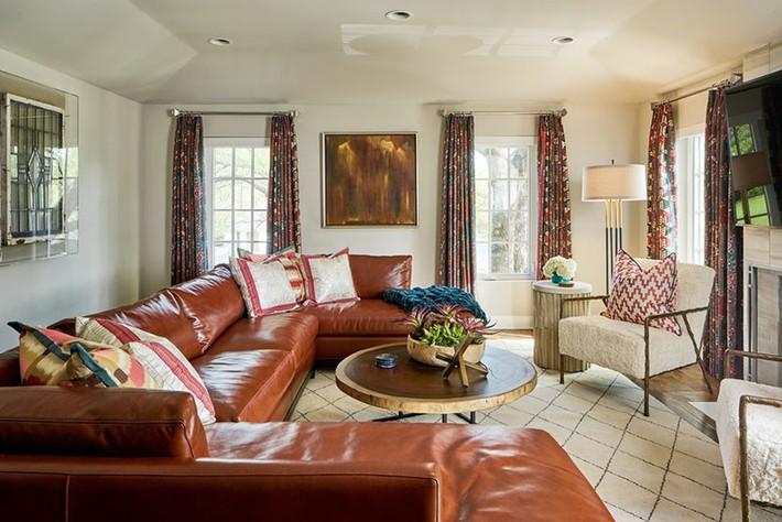 Những điều bạn nhất định phải biết khi xu hướng lựa chọn ghế sofa da đang quay trở lại - Ảnh 2.