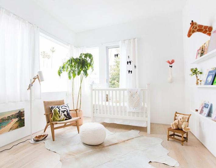 Những mẫu thiết kế phòng trẻ sơ sinh đủ khiến bạn choáng ngợp chẳng nói nên lời - Ảnh 14.