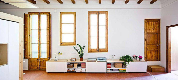 Căn hộ 70m2 có phòng bếp ẩn chứa vạn điều bí mật bên trong - Ảnh 1.