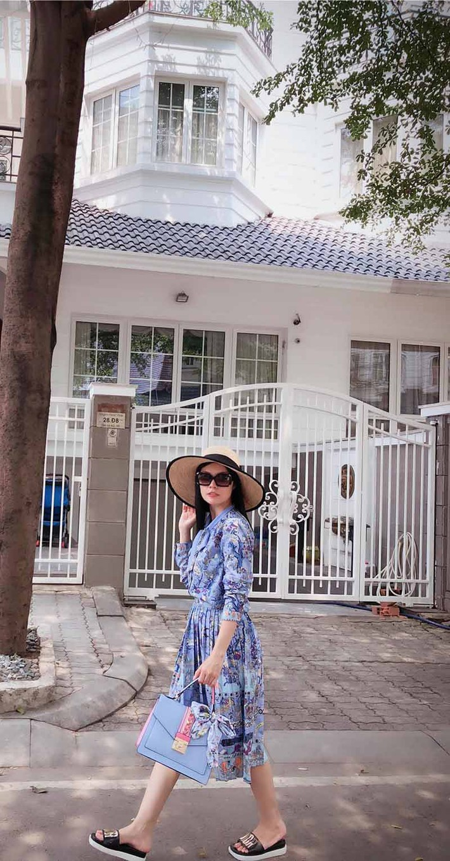 Ngắm biệt thự xa hoa rộng 200m², nơi Dương Cẩm Lynh từng sống trước khi ly hôn chồng đại gia - Ảnh 4.