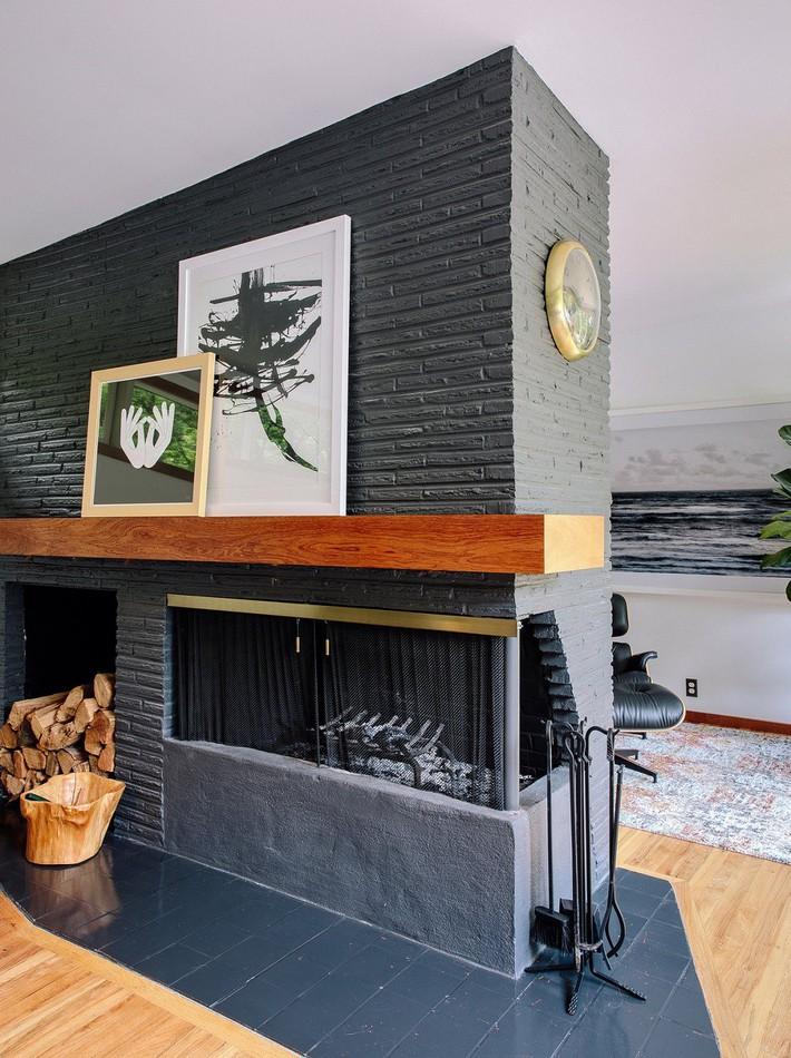 Ngôi nhà có lịch sử lâu đời từ thời hậu chiến Mỹ lại gây thương nhớ nhờ bối cảnh tự nhiên đẹp xuất sắc - Ảnh 11.