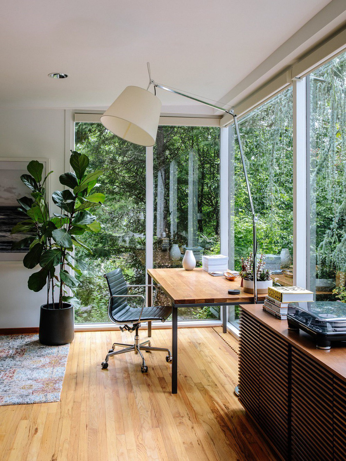 Ngôi nhà có lịch sử lâu đời từ thời hậu chiến Mỹ lại gây thương nhớ nhờ bối cảnh tự nhiên đẹp xuất sắc - Ảnh 8.