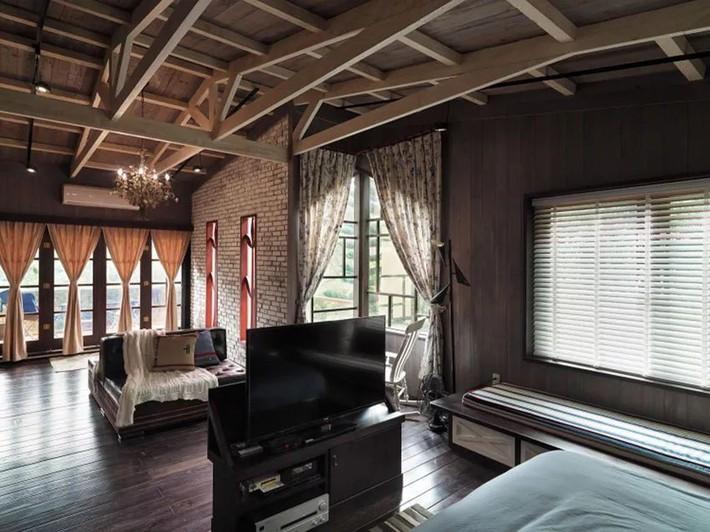 Biệt thự 180m² đẹp như mơ được thiết kế theo phong cách châu Âu của cô nàng độc thân - Ảnh 11.