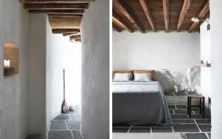 Thiết kế nhà mộc mạc hướng ra biển và chênh vênh bên vách đá gây ấn tượng mạnh từ cái nhìn đầu tiên - Ảnh 4.