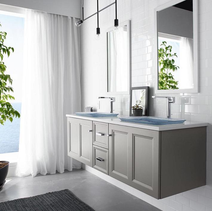 13 mẹo để làm cho phòng tắm nhà bạn thoải mái như một spa - Ảnh 3.