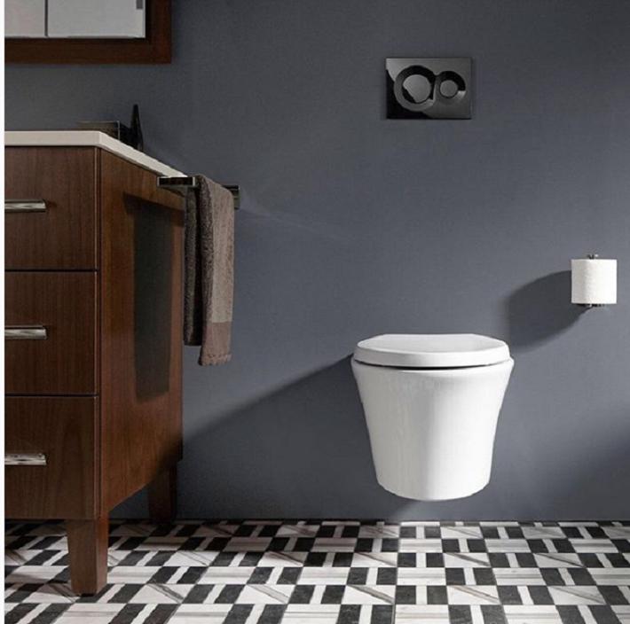 13 mẹo để làm cho phòng tắm nhà bạn thoải mái như một spa - Ảnh 1.