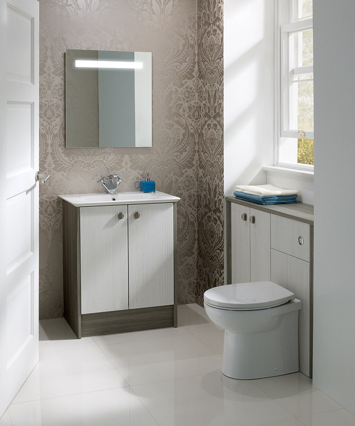 13 mẹo để làm cho phòng tắm nhà bạn thoải mái như một spa - Ảnh 4.