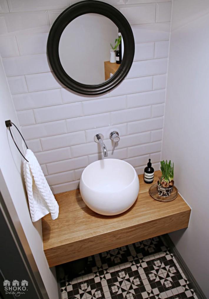 Sử dụng triệt để tính đơn giản và chức năng của vật liệu tự nhiên là mô tả hoàn hảo nội thất ngôi nhà này - Ảnh 2.