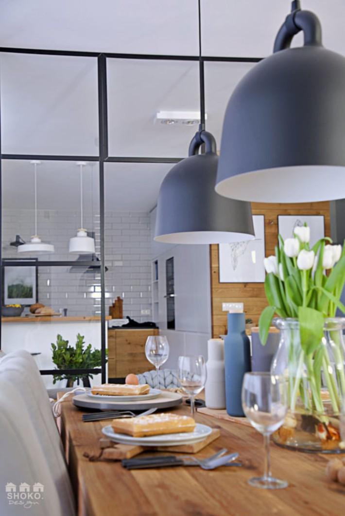 Sử dụng triệt để tính đơn giản và chức năng của vật liệu tự nhiên là mô tả hoàn hảo nội thất ngôi nhà này - Ảnh 6.
