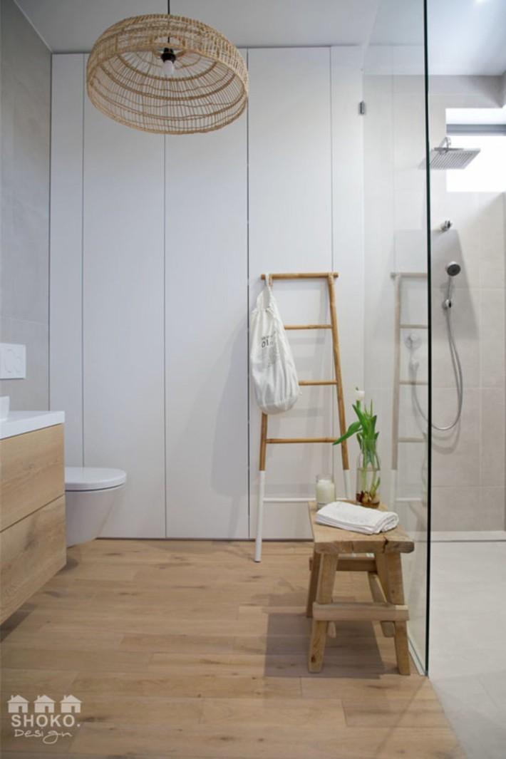Sử dụng triệt để tính đơn giản và chức năng của vật liệu tự nhiên là mô tả hoàn hảo nội thất ngôi nhà này - Ảnh 13.