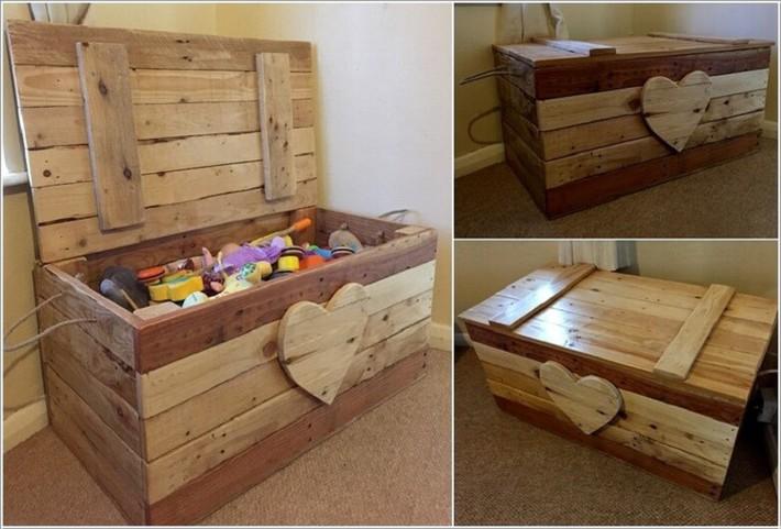 Lấy cảm hứng từ chất liệu gỗ, bạn có thể làm được vô số vật dụng hữu ích cho phòng ngủ của con mình - Ảnh 10.